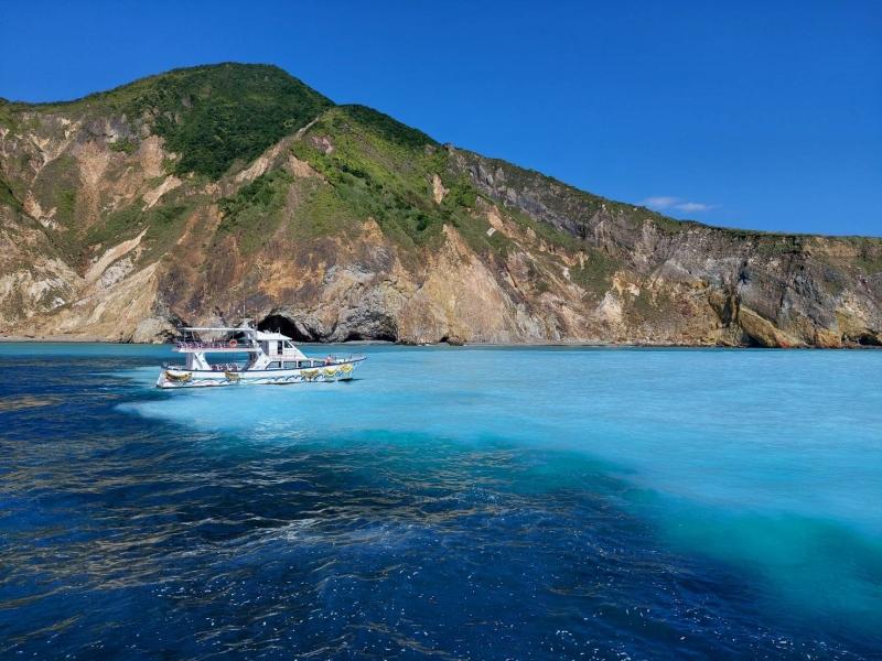 Yilan Guishan Island Whalewatching Shipping Centre