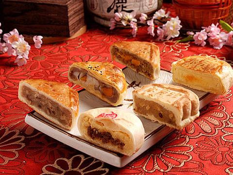 六十年老店‧草港永芳珍喜餅