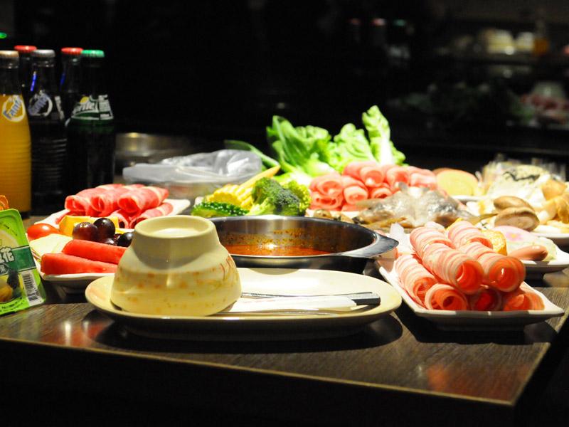 永和火鍋吃到飽.犇鱻涮涮鍋