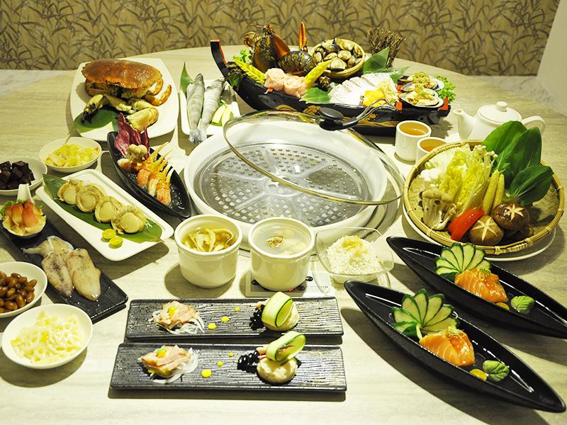 台中美食蒸氣海鮮‧海雲餐廳